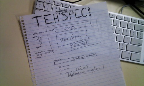 Teh Awesome Spec